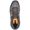 Hi-Tec Bandera II Mid WP Shoes Men Charcoal/Graphite/Burnt Orange